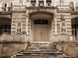 hôtel fantôme